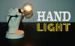 Luz de la mano