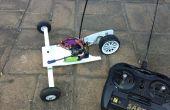 Cuerpo de aluminio triciclo Rc DIY