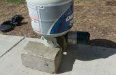 Recarga de gas propano de 1 lb