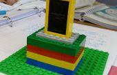 Cómo hacer arte abstracto Lego