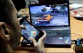 GamePad con sensores móviles Android y Arduino