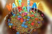 Cartas de feliz cumpleaños