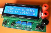 Escudo de multímetro digital de Arduino
