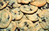 Cómo hacer las galletas de viruta de Chocolate perfecto