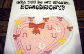 Rápido y Simple My Little Pony corazones y pezuñas de tarjeta del día para ese Pony especial