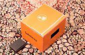 SafeDrop: paquete Smart entrega caja fuerte