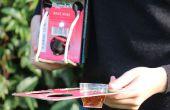 Sostenedor del bolso-en caja-Copa vino