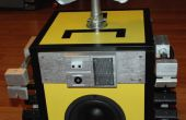 Altavoz Bluetooth Wall-e
