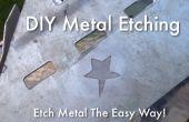 Grabado Metal DIY