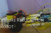 Robot de mano gesto controlado
