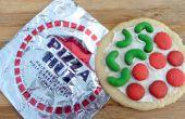 Galletas pizzas deshidratadas: Regreso al futuro