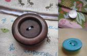 Cómo coser un botón!