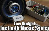 Hacer tu propio sistema de música Bluetooth de bajo presupuesto