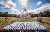 Solar-OSE: Concentrador Solar para generación de vapor