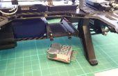 Walkera corredor 250 batería barrera + alarma compartimiento de baja tensión (requieren el uso de equilibrio plomo extensión)