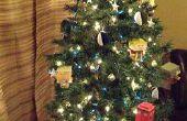 Árbol de Navidad de doctor Who
