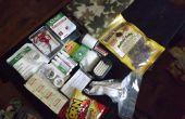 Casero... fuera de carretera... Kit de primeros auxilios / kits de supervivencia