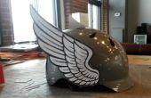 DIY casco de Hermes