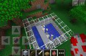 Granja de huevo de Minecraft PE