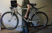 Bicicleta de paracord de la manija (permanente)