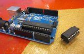 ATTiny impulsado proyectos Arduino - hice en TechShop