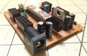 Hacer un Perfboard Arduino semi Modular