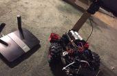 Añadir Control de Internet a frambuesa Pi Robot usando Runmyrobot.com