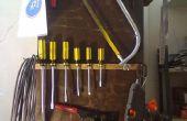 Estante del almacenaje para los componentes electrónicos