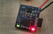MSP430 acelerómetro microSD Datalogger