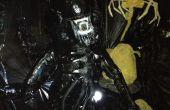 Extranjeros - vida tamaño Guerrero alienígena, los huevos y facehugger de 'Aliens' Halloween 2012