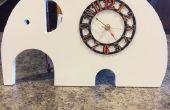 Reloj elefante
