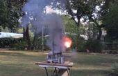 Motor del cohete CATO!