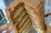 Cómo hacer un Mini tartas con panqueques sobrantes