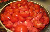 Jugo de vegetales, salsa de tomate