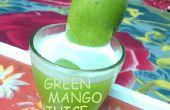 Hacer un jugo de Mango verde