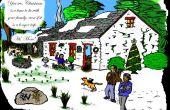 Tarjeta de Navidad 2012