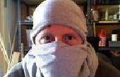 Crear una máscara de Ninja
