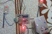 Smart luces de tráfico para vehículos de emergencia