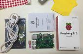 Construir su propio Smart Hub: Prota OS para Raspberry Pi 3