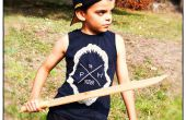 Hacer una espada de madera