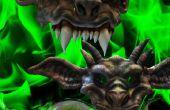 Diseños de Halloween demonio