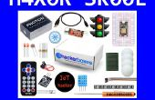 HackerBoxes 0006: Internet de las cosas (IoT) proyectos con el fotón partícula