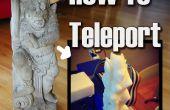 Cómo teletransportarse! Digitalización 3D gratis y barata impresión 3D!