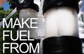 Cómo convertir el agua en el combustible mediante la construcción de un generador oxhídrico DIY