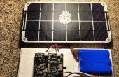 Construir un ESP8266 Energía Solar