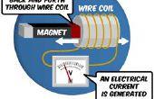 Cómo construir tu propio motor de corriente continua.