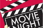 Cómo hacer una noche de película (para adolescentes)