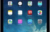Cómo exportar los medios de comunicación desde iPad a disco duro externo