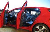 Guía de instalación fácil: Kit de la luz Interior de LED Volkswagen