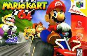 Mario Kart 64 Turbo deriva